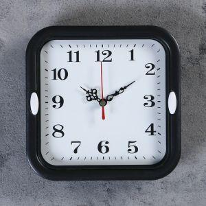 """Часы настенные, серия: Классика, """"Эшли"""",  d=18.5 см, 1 АА,  плавный ход     4719219"""
