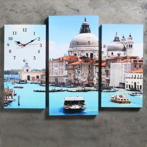 Часы настенные модульные «Венеция», 60 ? 80 см
