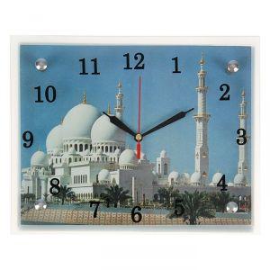 """Часы настенные, серия: Город, """"Мусульманские"""", 20х25  см, микс 1639462"""
