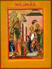 Икона Пресвятой Богородицы Принесение Даров