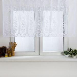 Занавеска для кухни  без шторной ленты 75х140 см, пэ 100%   4790265