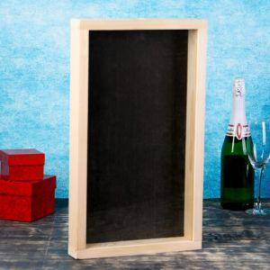 Накопитель для пробок, 48х28х5см, ХВОЯ с обычным стеклом 3399628
