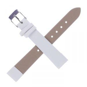 Ремешок для часов, 14 мм, 18 см, белый