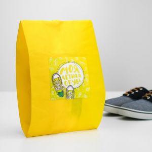 """Мешок для обуви """"Моя летняя обувь""""  Для мальчика  4452164"""