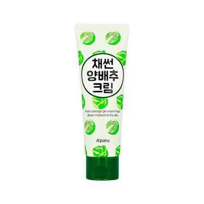 Крем-гель с экстрактом капусты A'Pieu Shredded Cabbage Cream