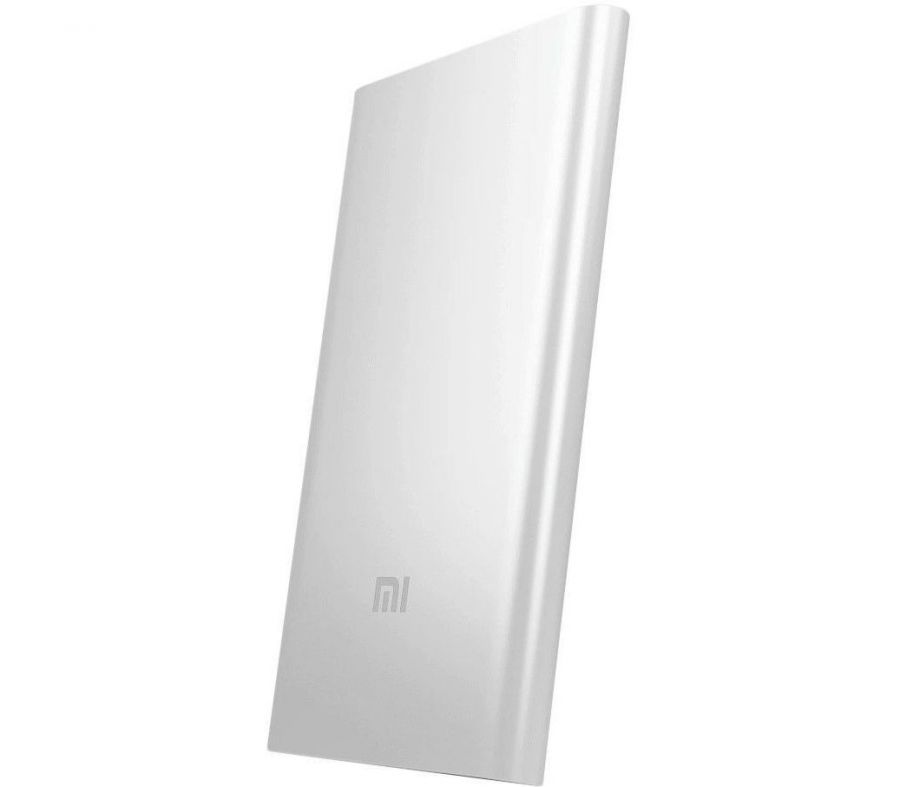 Внешний аккумулятор Xiaomi Mi Power Bank 2 5000 Silver (PLM10ZM)