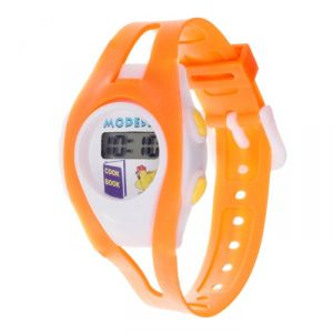 """Часы наручные детские """"Забава"""", электронные, ремешок силикон, микс, l=18.5 см   4151697"""