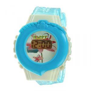 """Часы наручные детские """"Прелесть"""", электронные, с силиконовым ремешком,микс   3912764"""