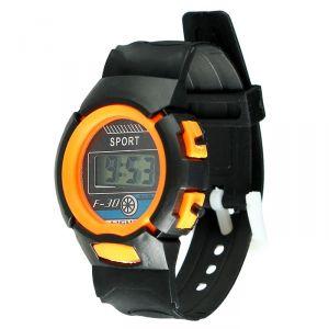 """Часы наручные детские """"Спорт"""", электронные, ремешок силикон, микс, l=23 см 1379695"""
