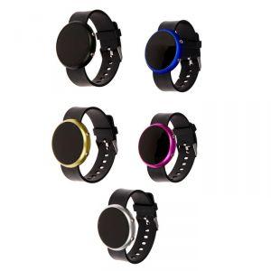 """Часы наручные """"Латуви"""", электронные, с силиконовым ремешком, микс, 23 см 3102617"""