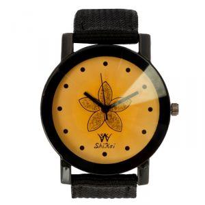 """Часы наручные женские """"Лотос"""", циферблат d=3.3 см, черные   4415689"""