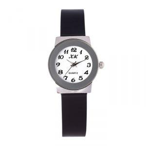 """Часы наручные женские """"Ореана"""", ремешок из силикона, d=2.5 см, микс   4470084"""