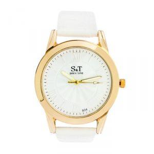 """Часы наручные женские """"СиТ"""", циферблат d=3,6 см,  микс   4407062"""