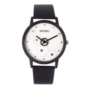 """Часы наручные """"Клифтон"""", ремешок из экокожи, микс   4484723"""