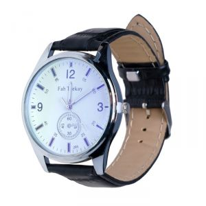 """Часы наручные """"Ланьера"""", кварцевые, хром 3620877"""
