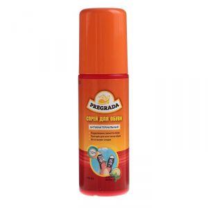 Cпрей для обуви Pregrada защита от запаха 12 часов, 100мл 1200640