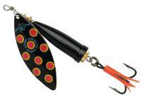 Вращающаяся блесна Блю Фокс (Blue Fox) Salmon Super Vibrax №6  цвет BYR арт BFSASV6-BYR