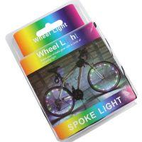 Подсветка для велосипедных колес Wheel Light Spoke Light 20 LED (цвет разноцветный)_3