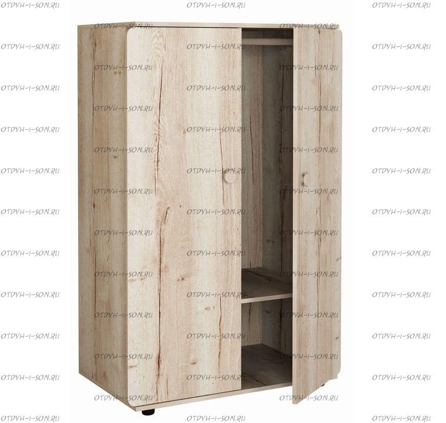 Шкаф для одежды Дельта-Лофт 13.01 (143х54х94)