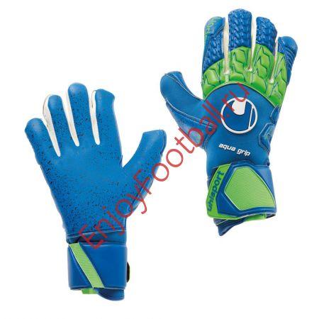 Вратарские перчатки UHLSPORT AQUAGRIP HN 101107001 SR