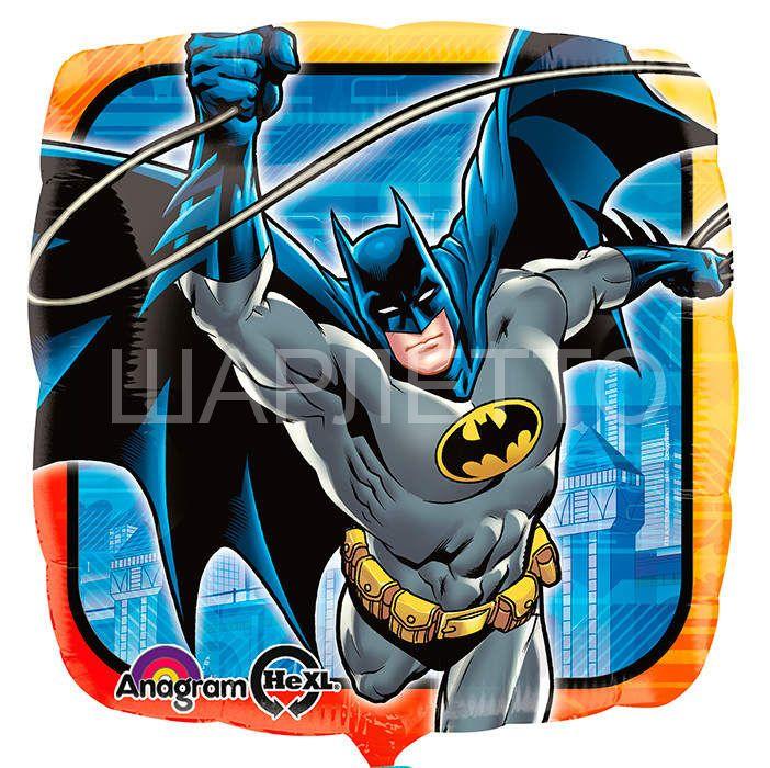 """Квадрат """"Бэтмен"""""""