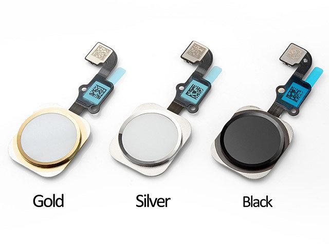 FLC (Шлейф) Apple iPhone 6/iPhone 6 Plus (на кнопку Home) (silver)
