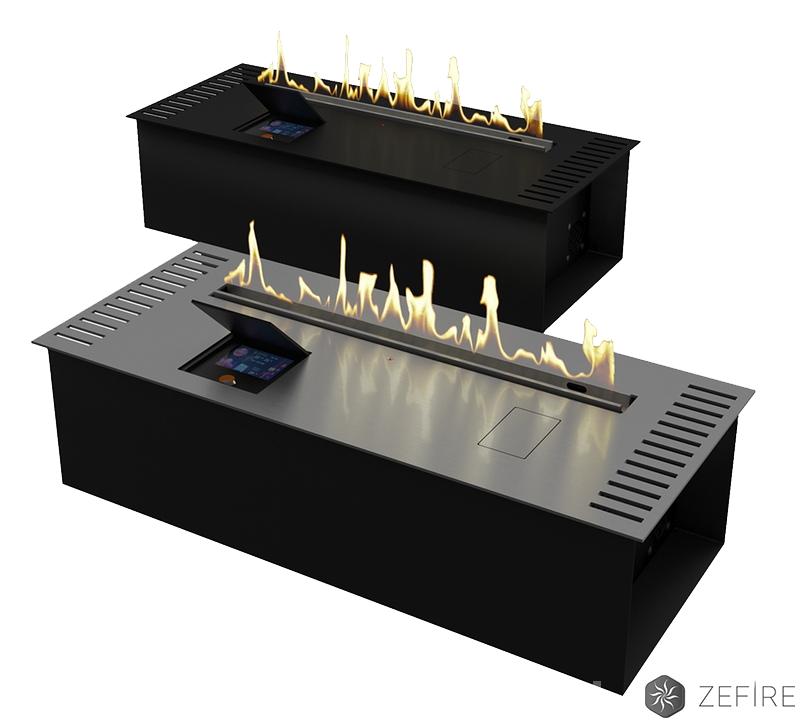 Автоматический биокамин ZeFire 700