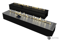 Автоматический биокамин ZeFire 1400