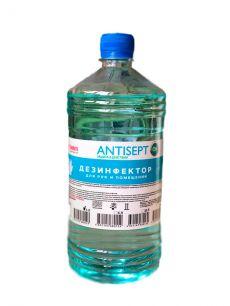 Дезинфектор для рук и помещений AntiseptiON 1 л - все для сада, дома и огорода!