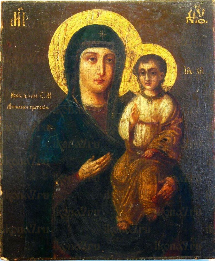 Икона Пресвятой Богородицы Могилево-Братская