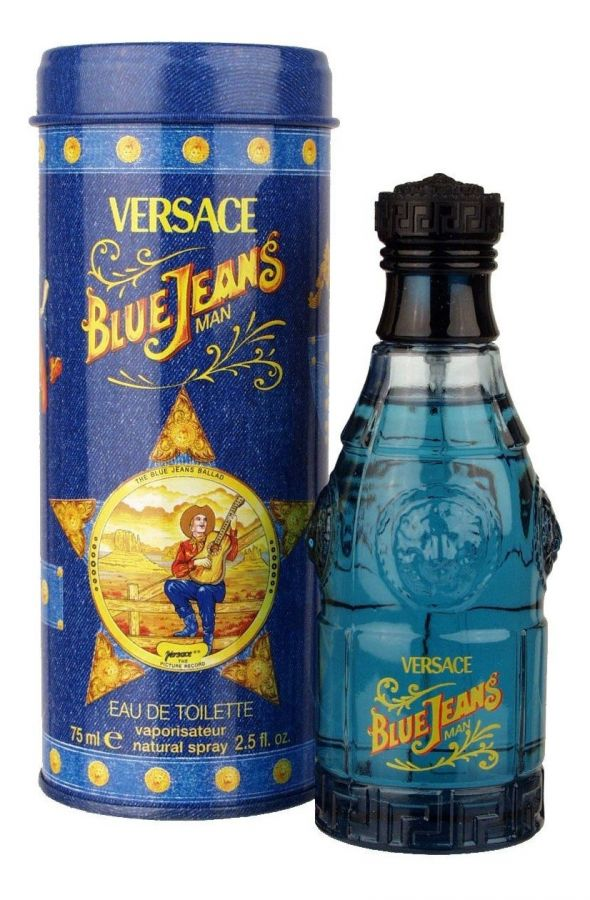 VERSACE - BLUE JEANS