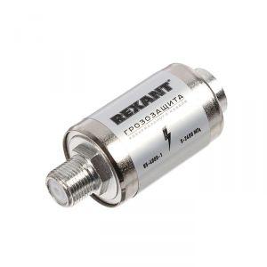 Грозозащита REXANT, для F-разъем , 5-2400 МГц   4370844