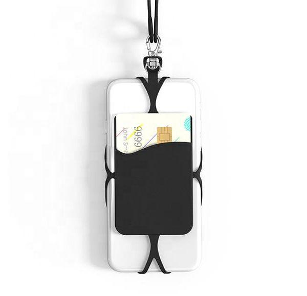 Держатель смартфона EZRA SP01 Черный