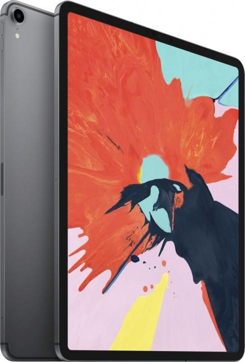 Apple iPad Pro 12.9 (2018) 256Gb Wi-Fi + Cellular Space Grey