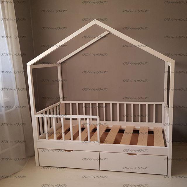 Кровать Домик Calipso №6, любые размеры