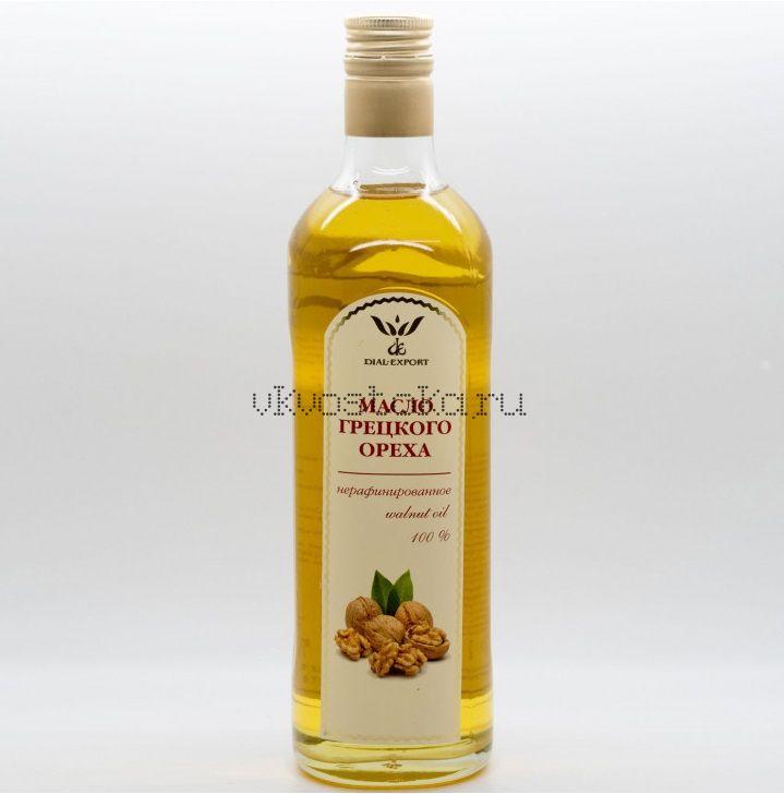 Масло грецкого ореха 230 мл