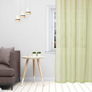 Тюль «Этель» 140?250 см, цвет светло-зеленый, вуаль, 100% п/э