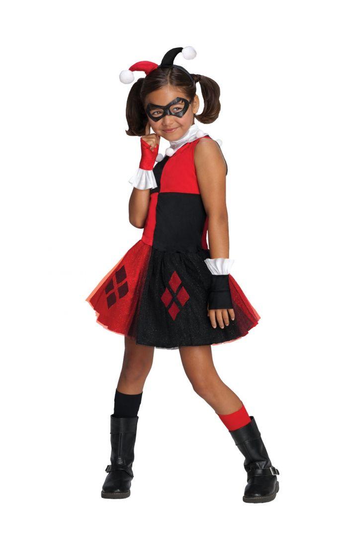 Детский костюм Харли Квинн