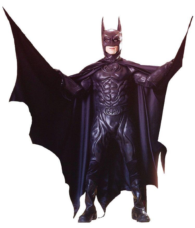 Костюм бесстрашного Бэтмена