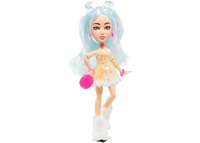 Кукла SnapStar 23 см. в ассортименте с аксессуарами, подставкой и зелёным экраном, кор. с окошком