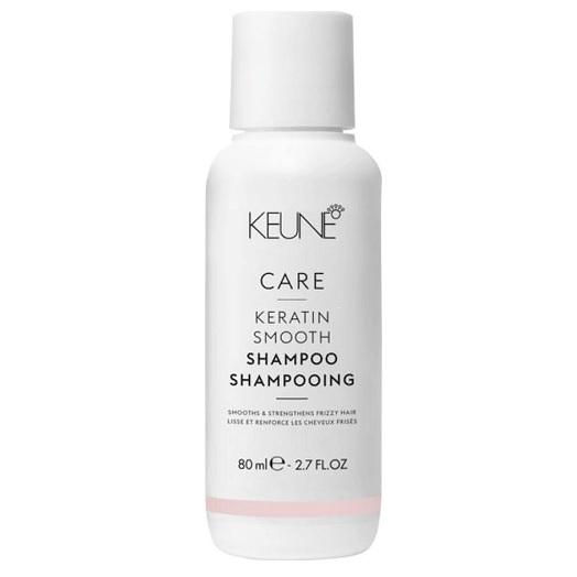 Keune Шампунь Кератиновый комплекс/ CARE Keratin Smooth Shampoo, 80 мл.