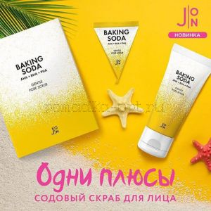 Скраб для лица J:ON Baking Soda Gentle Pore Scrub ОРИГИНАЛ