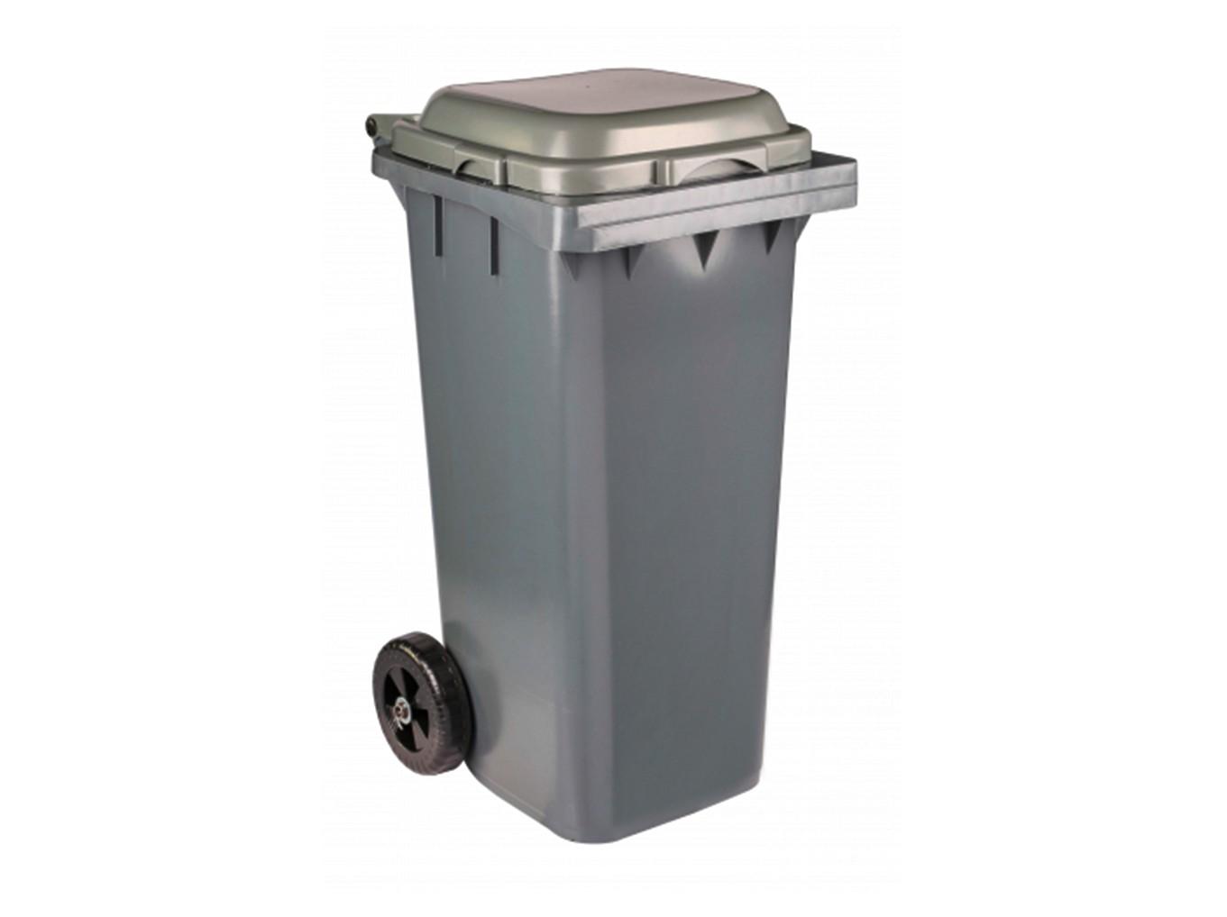 "Бак для мусора 120л. ""Эконом"" на колёсах"