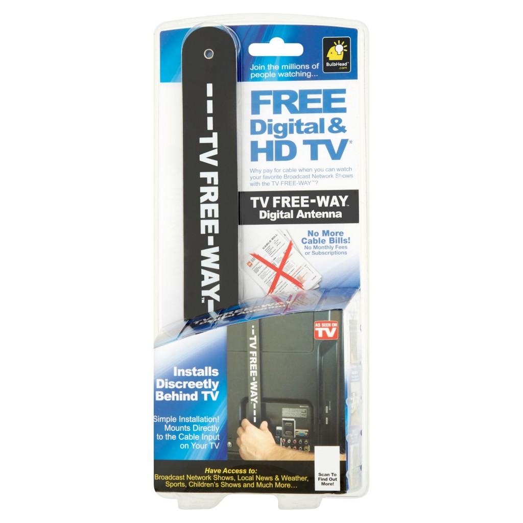 Антенна TV FREE-WAY ANTENNA