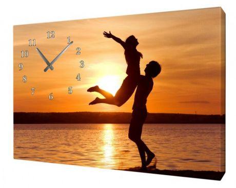 Часы на холсте MWC-30