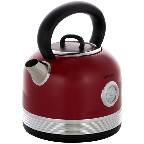 Чайник Kitfort KT-634-2 красный