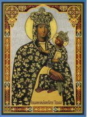 Икона Пресвятой Богородицы Подольская