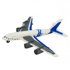 3D-пазл-раскраска «Самолет»