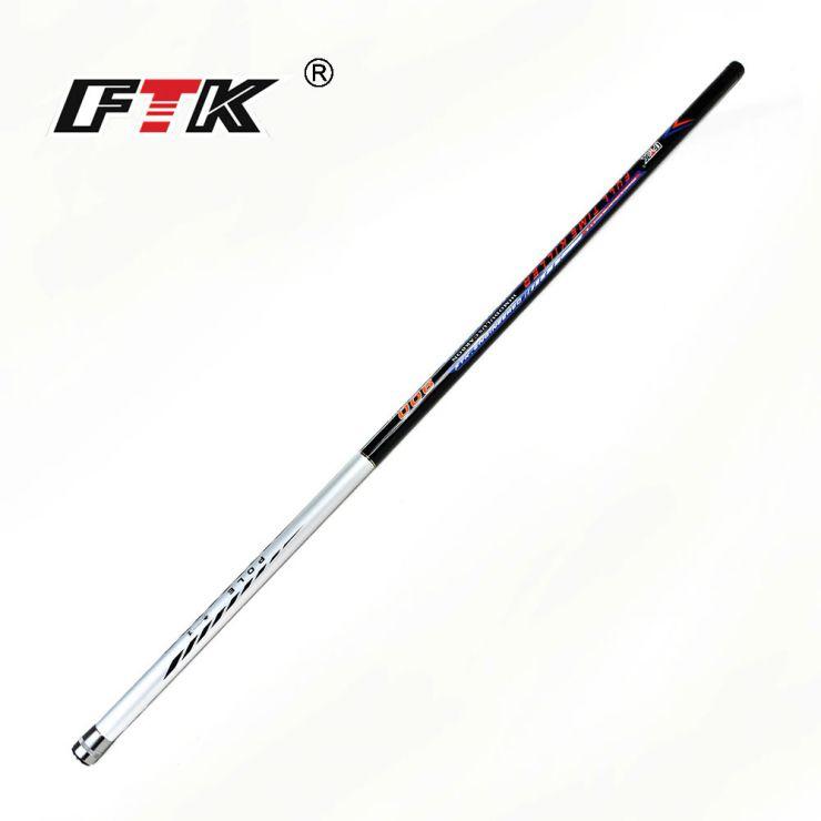 Удилище маховое FTK-62 7 м карбон без колец