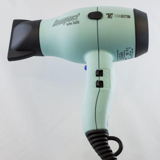"Фен ""Kompact Turbo 3600"" [голубой] [2000Вт]"